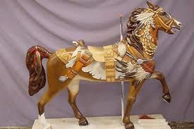 Indian Pony when it is finished