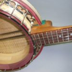 Another view. This banjo can be converted to an openback