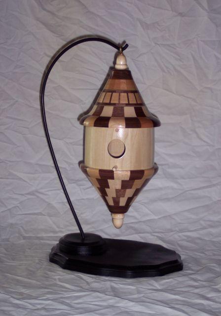 Segmented Birdhouse