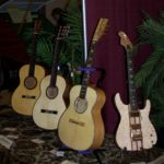 Guitars by E. Marczak and M. Pelkey at the 2008 Showcase